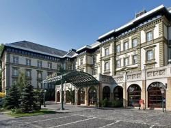 Danubius Grand Hotel Margitsziget Superior Budapešť