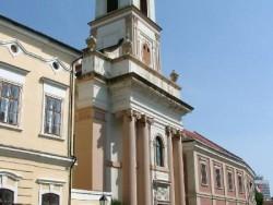 Piaristický kostol Veszprém