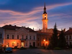 Požiarna veža - Veszprém Veszprém