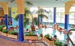 Vnútorný liečebný bazén
