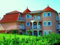 Apartmánový dom Panoráma Zalakaros