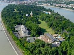 Grand Hotel Margitsziget  Budapešť