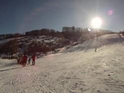 Bánkút skicentrum Nagyvisnyó