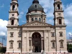 Bazilika svätého Štefana - Budapest  Budapešť