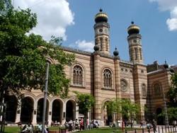 Veľká synagóga - Budapešť Budapešť