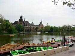 Hrad Vajdahunyad - Budapešť Budapešť
