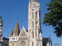 Kostol sv. Mateja - Budapešť Budapešť