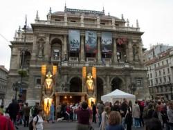 Maďarská štátna opera - Budapešť Budapešť