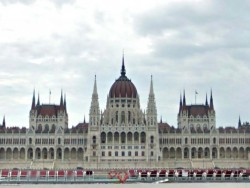 Parlament - Budapest Budapešť