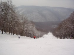 Dobogókő skicentrum Dobogókő