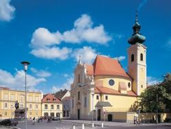 Karmelitánsky kostol - Győr