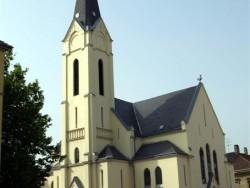 Kostol Reformovanej cirkvi - Győr Győr