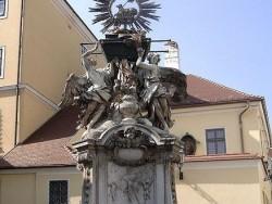 Socha archy zmluvy - Győr Győr
