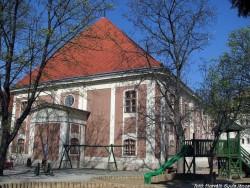 Starý evanjelický kostol - Győr