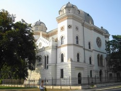 Synagóga - Győr