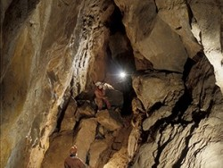 Jaskyňa Csodabogyós Balatonederics
