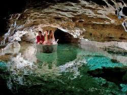 Jazerná jaskyňa Tapolca Tapolca
