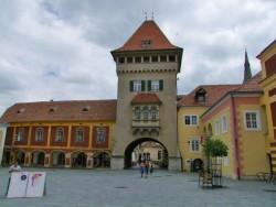 Brána hrdinov Kőszeg
