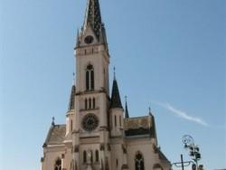 Kostol Ježišovho srdca - Kőszeg Kőszeg