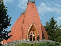 Kostol reformovanej cirkvi - Kőszeg Kőszeg