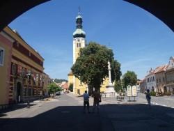 Kostol sv. Imricha (Starý kostol) - Kőszeg Kőszeg
