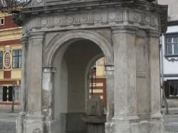 Mestská studňa - Kőszeg  Kőszeg