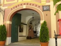 Poštové  múzeum - Kőszeg