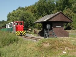 Lesná železnica Lenti - Csömödér - Kistolmács  Csömödér