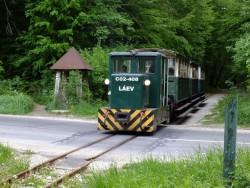 Lesná železnička - Lillafüred - Miskolc Miskolc