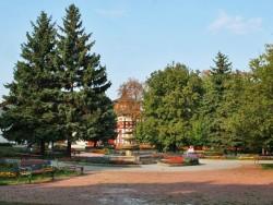 Ľudová záhrada (Népkert) - Miskolc