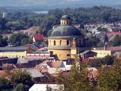 Kostol sv. Anny (Okrúhly kostol) - Ostrihom (Esztergom) Ostrihom