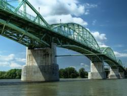 Most Márie Valérie - Ostrihom (Esztergom) Ostrihom