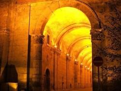 Tmavá brána (tunel) - Ostrihom Ostrihom