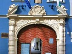 Palác Esterházyovcov (Banícke múzeum) - Sopron Sopron
