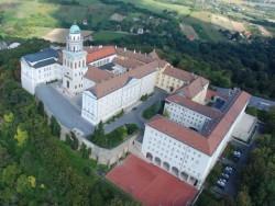Benediktínske opátstvo a bezprostredné prírodné okolie - Pannonhalma Pannonhalma