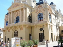 Národné divadlo Pécs Pécs