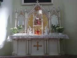 Rímsko-katolícky kostol - Kőröshegy Kőröshegy