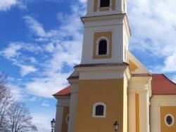 Rímsko-katolický kostol - Balatonkeresztúr Balatonkeresztúr