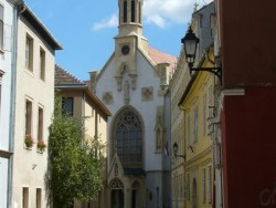 Kostol uršulíniek - Sopron Sopron