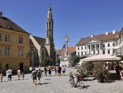 Kozí kostol - Sopron Sopron