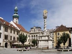 Socha Svätej Trojice - Sopron Sopron