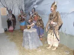 Historické panoptikum voskových figurín - Szilvásvárad