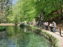 Prírodná pokladnica v pohorí Bükk - Szilvásvárad Szilvásvárad