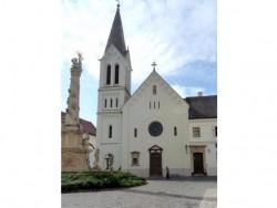 Františkánsky kostol - Veszprém Veszprém
