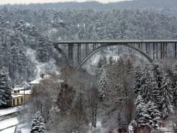 Údolný most sv. Štefana (Viadukt) - Veszprém Veszprém