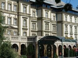 Danubius Grand Hotel Margitsziget**** Superior Budapešť