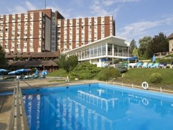 Ensana Thermal Aqua Health Spa Hotel Hévíz