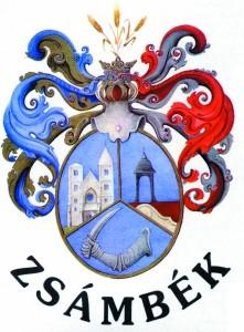 Zsámbék címere