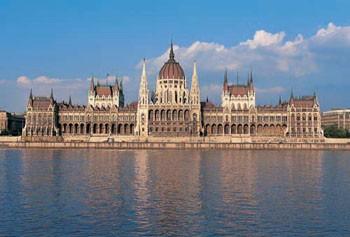 Parlament - Budapešť