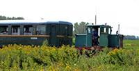 Úzkorozchodná železnička Nagyberek